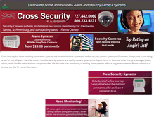 Tablet Preview of crosssecurity.net